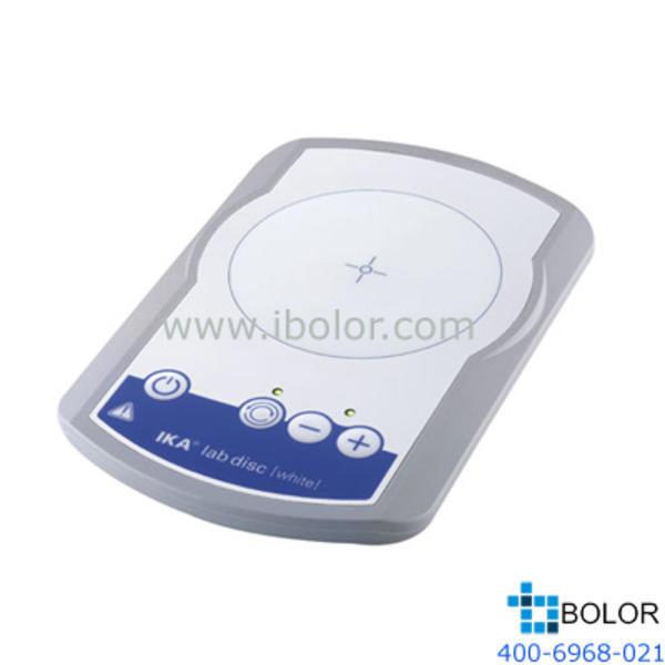 IKA/仪科超薄 磁力搅拌器;*大搅拌量:0.8L,面板材质:聚酯薄膜;Lab disc