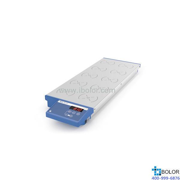 磁力搅拌器,艾卡,RO 10 ,10点不带加热磁力型,搅拌量:0.4L*10