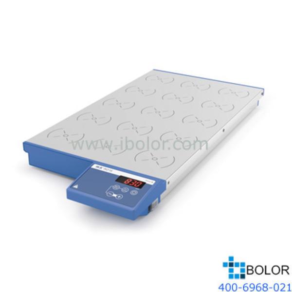 IKA/仪科 多点磁力搅拌器搅拌点位数;15点;*大搅拌量:6L,面板材质:不锈钢;RO 15