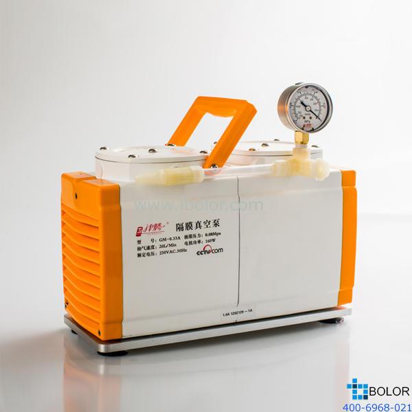 津腾 GM-1.0A防腐型 隔膜真空泵