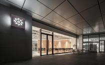 商业咖啡馆店铺设计 | 蓝信空间设计