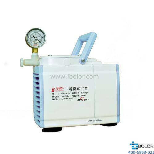 津騰 GM-0.5A 隔膜真空泵