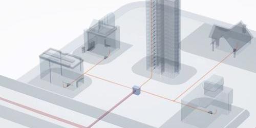 低低压燃气输配系统——高层建筑供气的解决方案
