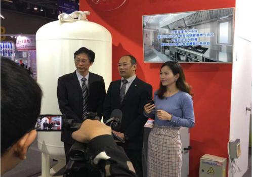 2018年(第21届)中国国际燃气、供热技术与设备展览会(2018年11月15日)