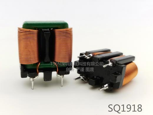 SQ方形共模电感