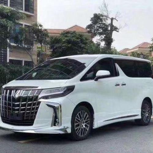 2019款豐田(7座)