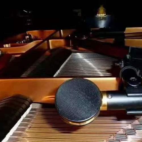 如何安装Audix SCX25A对钢琴拾音