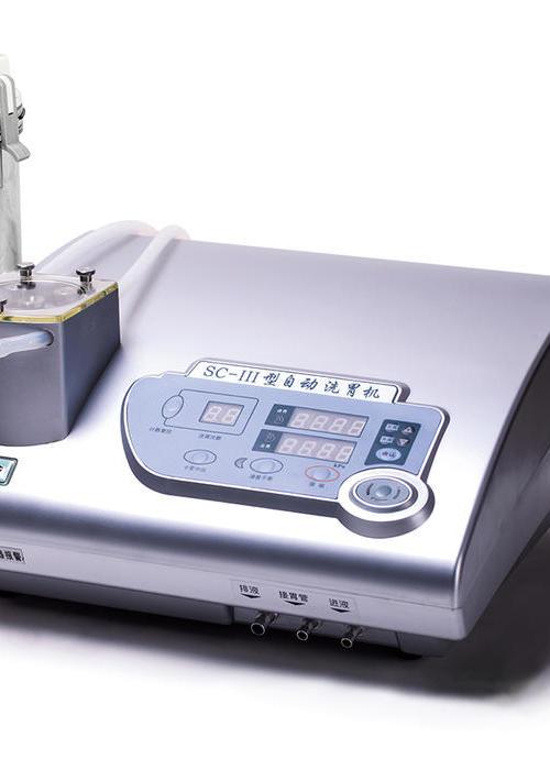 SC-III型 自动洗胃机
