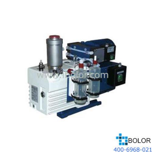 杂交泵;抽气速度:183.7L/min;最终压力:0.003mbar
