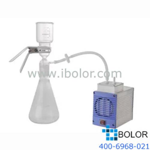 耐腐蚀过滤装置,适用腐蚀性样品、有机溶剂的真空过滤 C300A