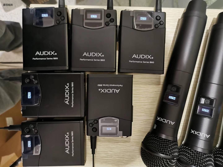 Audix無線話筒