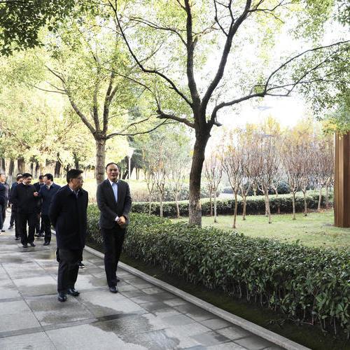 宪法宣传周丨新北区宪法主题公园正式揭牌开园