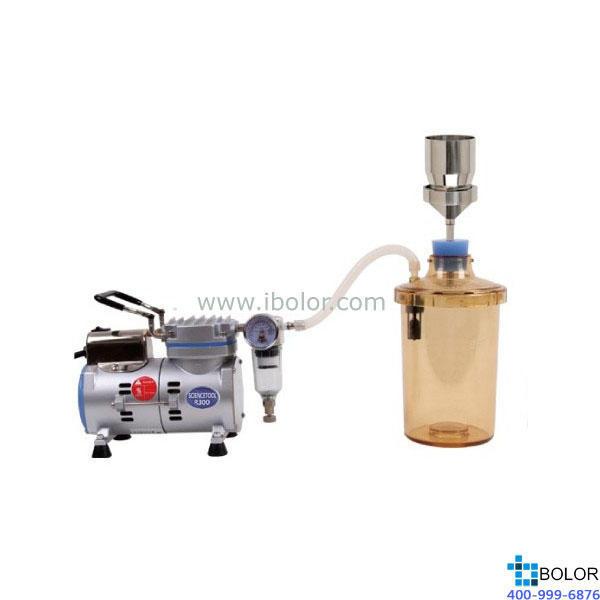 微生物过滤专用过滤装置;不锈钢漏斗;可以高温灭菌,耐腐蚀 R300-LF32