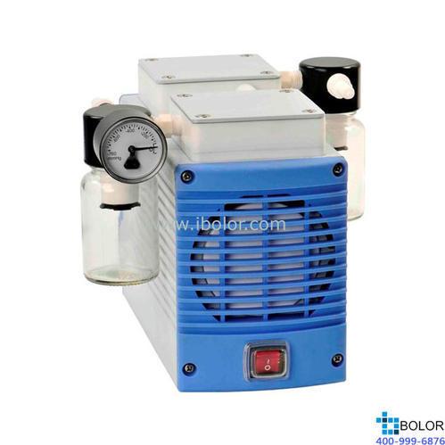 耐腐蝕型無油真空泵(隔膜泵) 13l/min,98.68kPa