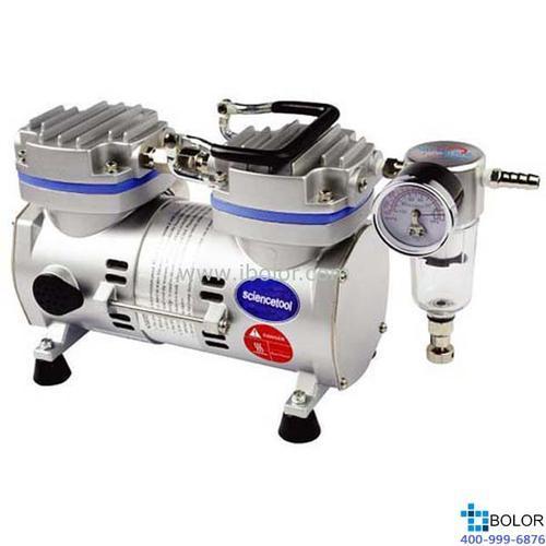 無油式真空泵;最大流速:34L/min;最大真空度:85.5Kpa;保修兩年;R400