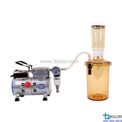 真空過濾裝置;過濾器:300ml;接收瓶:1200ml;Rocker300-LF30