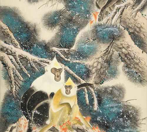 072  徐培晨  雪猴