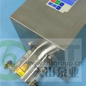 LaBio智能无脉动隔膜泵(生物食品医药化学专用泵)