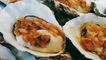 中国生蚝**——乳山牡蛎