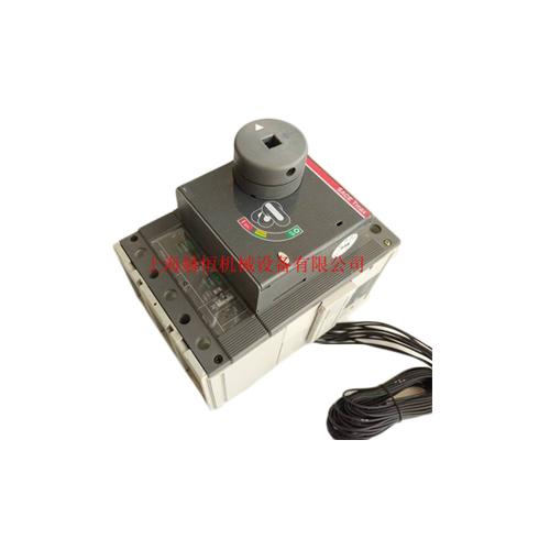 上海天地160掘进机配件ABB塑壳断路器T5V400 PR221DS-LSI 400A 3P