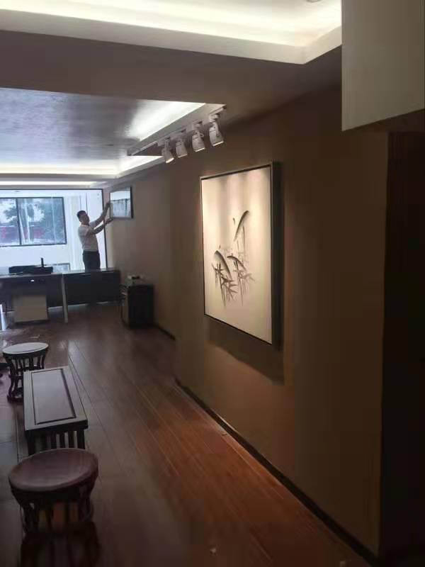 东莞办公室装修效果图