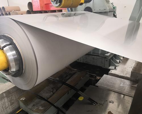2米不锈钢卷开平加工