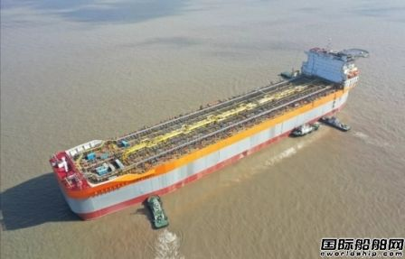 ****!外高桥造船全年交付量达550万吨