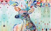 动物装饰画受到哪些朋友喜爱?