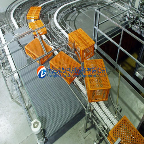 优质双排柔性链板输送机