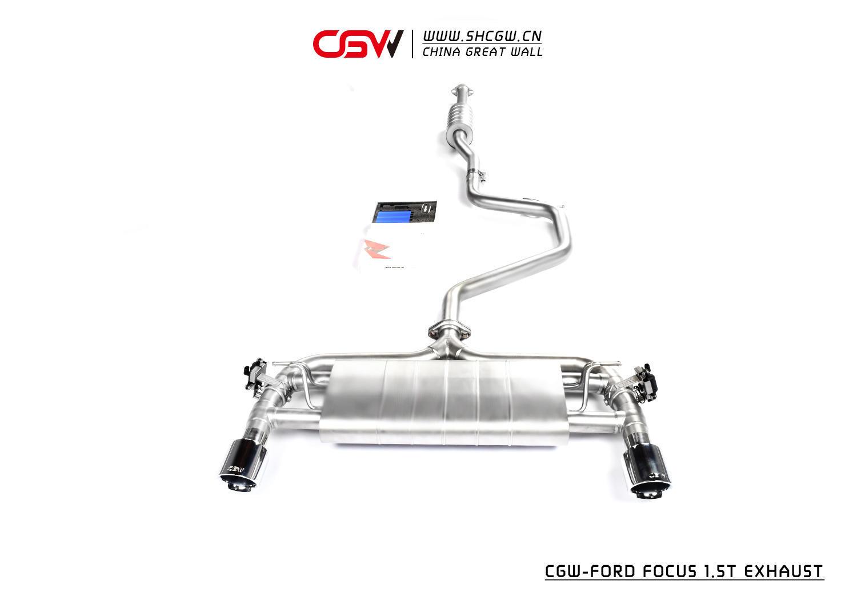 19款福克斯1.5T CGW阀门排气