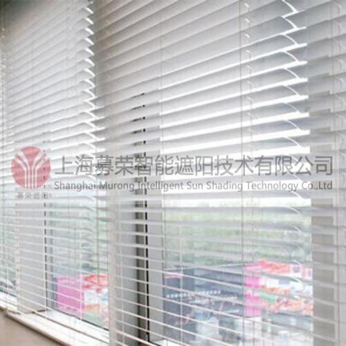 铝合金百叶帘,上海募荣智能遮阳技术有限公司
