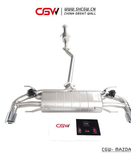 马自达CX-4 CGW阀门排气