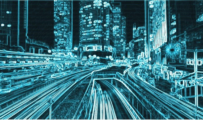 digital road smart city