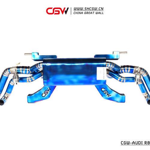 奥迪06-12 R8 V8阀门排气