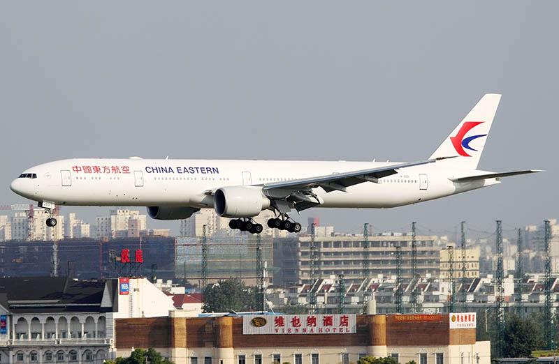 上海虹桥机场航空货运