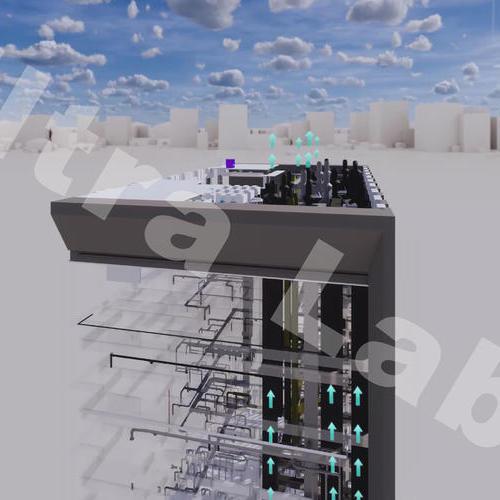 实验室排风管道系统工程