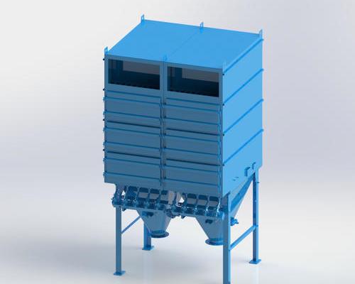 AR-FH系列扁布袋除尘器