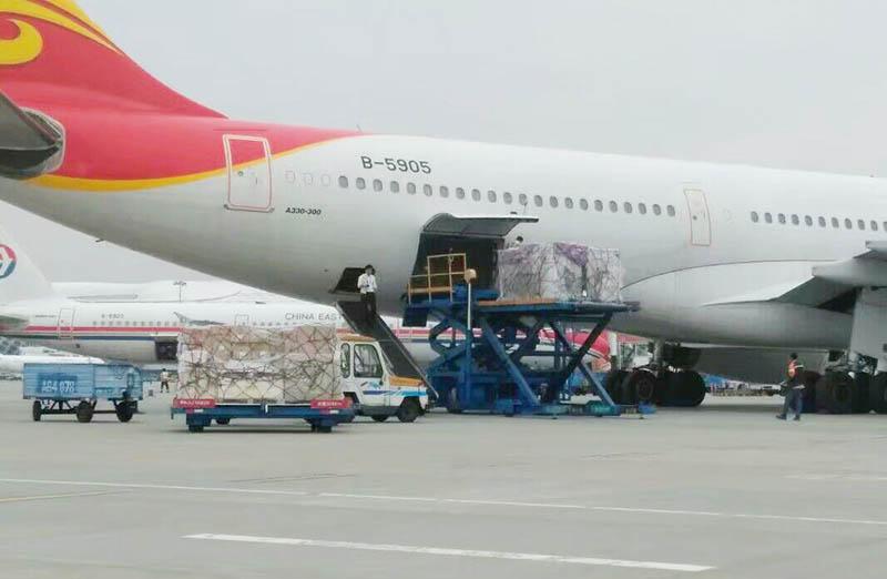上海特大飞机虹桥机场航空急件
