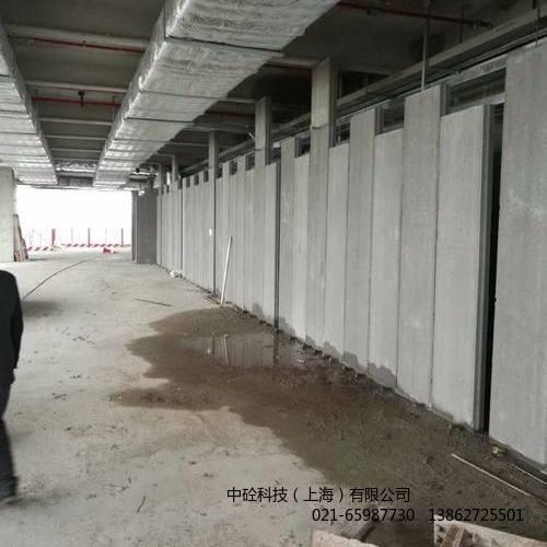 上海轻质陶粒混凝土墙板楼层垫层墙板厂家直销