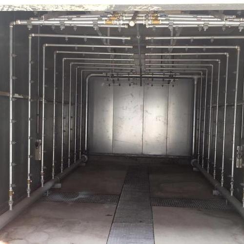 苏州整车淋雨试验箱