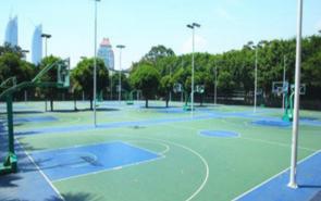 如何建造国标硅PU篮球场