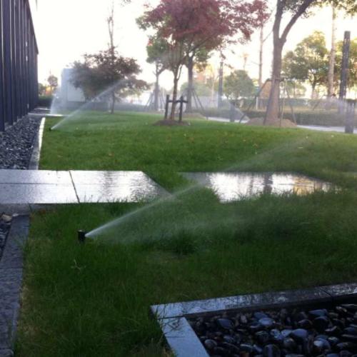 博世集团厂区灌溉系统