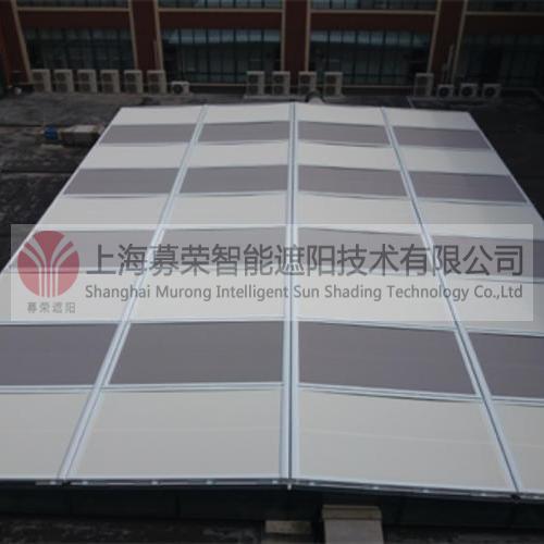 电动天幕帘,上海募荣智能遮阳技术有限公司