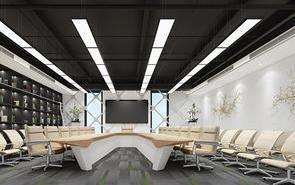 办公室装修如何装修出清新气息