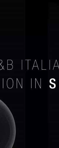 A NEW B&B ITALIA A NEW AREALIVING