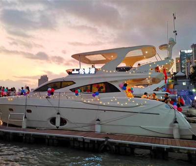 浦江游艇-63英尺伦蒂诺游艇