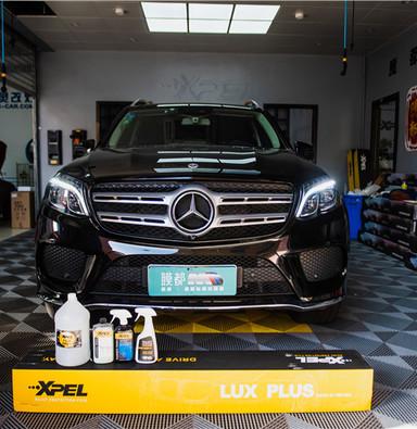 奔驰GLS全车XPEL隐形车衣,专车专用,每天开新车