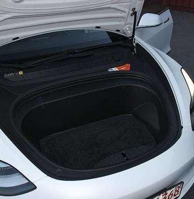 电动前备箱改装特斯拉model 3