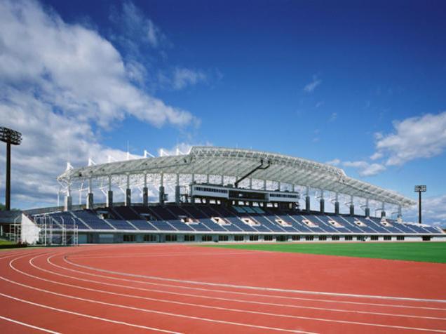 体育场膜结构