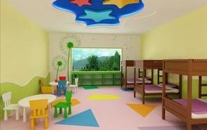为什么幼儿园地板都会选用塑胶地板